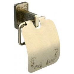 Держатель туалетной бумаги с крышкой Art&Max Gotico AM-4883AQ