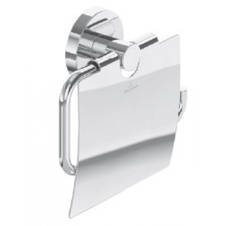 Держатель туалетной бумаги с крышкой Villeroy&boch Elements-Tender TVA15101300061