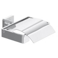 Держатель туалетной бумаги с крышкой Villeroy&boch Elements-Striking TVA15201300061