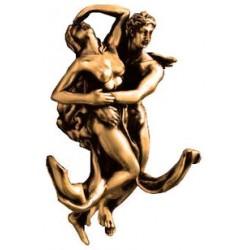 Крючок двойной Art&Max Romantic AM-0812-B