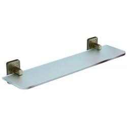 Полочка стеклянная Art&Max Gotico AM-4882AQ