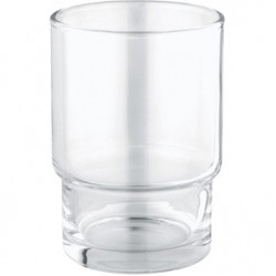 Стакан стеклянный Grohe Essentials 40372001