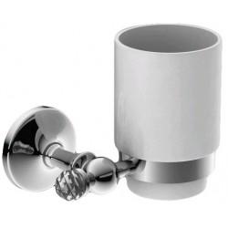 Стакан керамический Art&Max Antic Crystal AM-2668SJ-Cr