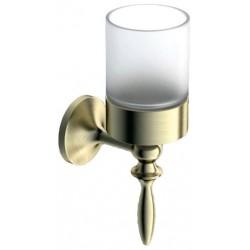 Стакан стеклянный Art&Max Bohemia AM-4268-Br