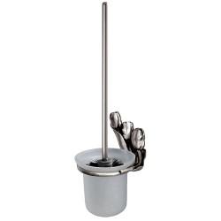 Туалетный ершик с колбой стеклянной Art&Max Tulip AM-0821-T
