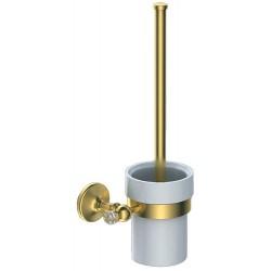 Туалетный ершик с колбой керамической Art&Max Antic Crystal AM-2681SJ-Do