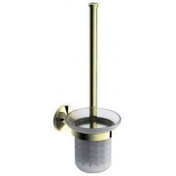 Туалетный ершик с колбой стеклянной Art&Max Bohemia AM-4281-Do