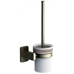 Туалетный ершик с колбой керамической Art&Max Gotico AM-4881AQ
