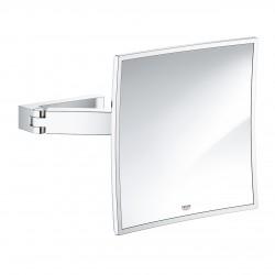 Зеркало косметическое без подсветки Grohe Selection Cube 40808000