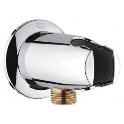 Держатель ручного душа с подключением душевого шланга Grohe Movario 28406000