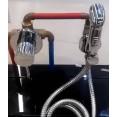 Душ гигиенический со смесителем 1 режим струи, комплект Kludi Bozz 389990576