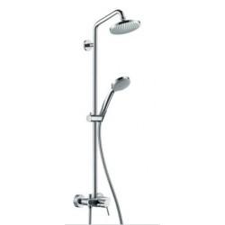 Душевая система со смесителем Hansgrohe Croma 100 Showerpipe 27154000