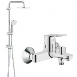 Душевая система со смесителем для ванны Grohe BauLoop 2738923341