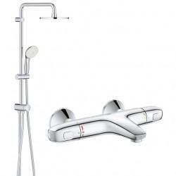Душевая система с термостатом для ванны Grohe Grohtherm 1000 New 2738934155