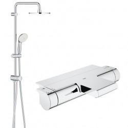 Душевая система с термостатом для ванны Grohe Grohtherm 2000 New 2738934464