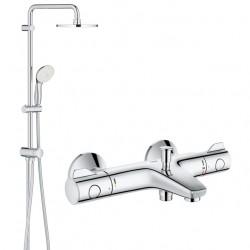 Душевая система с термостатом для ванны Grohe Grohtherm 800 2738934567