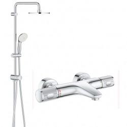 Душевая система с термостатом для ванны Grohe Grohtherm 1000 Performance 2738934779