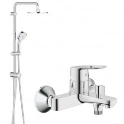 Душевая система со смесителем для ванны Grohe BauLoop 2739423341