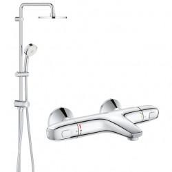 Душевая система с термостатом для ванны Grohe Grohtherm 1000 New 2739434155