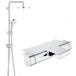 Душевая система с термостатом для ванны Grohe Grohtherm 2000 New 2739434464
