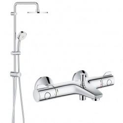 Душевая система с термостатом для ванны Grohe Grohtherm 800 2739434567
