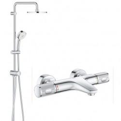 Душевая система с термостатом для ванны Grohe Grohtherm 1000 Performance 2739434779