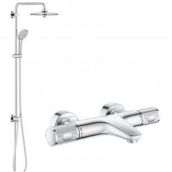 Душевая система с термостатом для ванны, поворотная Grohe Grohtherm 1000 Performance 2742134779