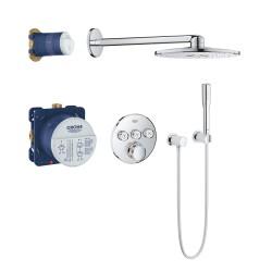 Душевая система с термостатом Grohe Rainshower SmartControl 34705000