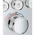 Душевая система встраиваемая с термостатом Grohe Rainshower SmartControl 34705000
