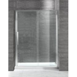 Душевая дверь в нишу раздвижная Cezares LUX-SOFT LUX-SOFT-BF-1-120-C-Cr-IV