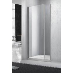 Душевая дверь в нишу распашная BelBagno Sela SELA-B-1-60-C-Cr