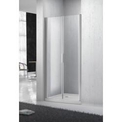 Душевая дверь в нишу распашная BelBagno Sela SELA-B-2-100-C-Cr