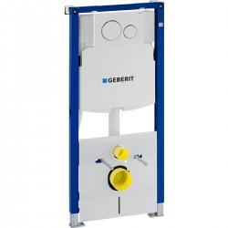 Инсталляция для унитаза подвесного Sigma 12 UP320 с кнопкой Sigma 20, комплект Geberit Duofix 111.301.KJ.5 (111301KJ5)
