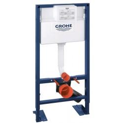 Инсталляция для унитаза подвесного усиленная, низкая Grohe Rapid Sl 38586001 ( 38586 001)
