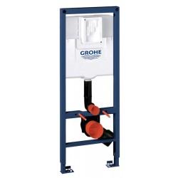 Инсталляция для унитаза подвесного узкая Grohe Rapid Sl 38675001 (38675 001)