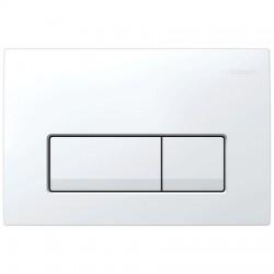 Кнопка для инсталляции для унитаза Geberit Delta 115.105.11.1 (115105111) белая