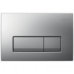 Кнопка для инсталляции для унитаза Geberit Delta 51 115.105.46.1 (115105461) хром матовый