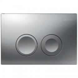 Кнопка для инсталляции для унитаза Geberit Delta 115.125.46.1 (115125461) хром матовый