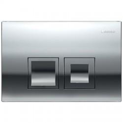 Кнопка для инсталляции для унитаза Geberit Delta 50 115.135.21.1 (115135211) хром глянцевый