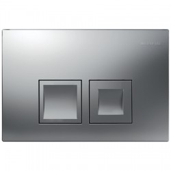 Кнопка для инсталляции для унитаза Geberit Delta 50 115.135.46.1 (115135461) хром матовый