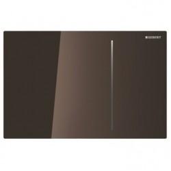 Кнопка для инсталляции для унитаза Geberit Sigma 70 115.625.SQ.1 (115625SQ1) коричневая