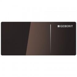 Кнопка для инсталляции для унитаза Geberit Sigma 70 115.630.SQ.1 (115630SQ1) коричневая