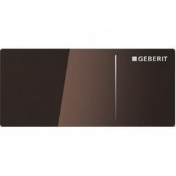 Кнопка для инсталляции для унитаза Geberit Sigma 70 115.635.SQ.1 (115635SQ1) коричневая