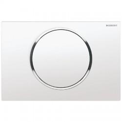 Кнопка для инсталляции для унитаза Geberit Sigma 10 115.758.KJ.5 (115758KJ5) белая