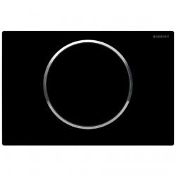Кнопка для инсталляции для унитаза Geberit Sigma 10 115.758.KM.5 (115758KM5) черная