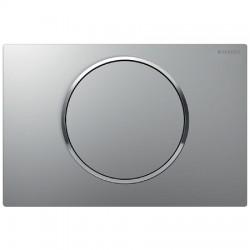 Кнопка для инсталляции для унитаза Geberit Sigma 10 115.758.KN.5 (115758KN5) хром матовый