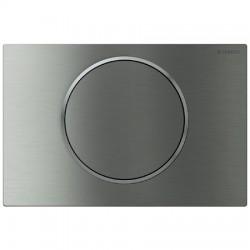 Кнопка для инсталляции для унитаза Geberit Sigma 10 115.758.SN.5 (115758SN5) нержавеющая сталь