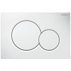 Кнопка для инсталляции для унитаза Geberit Sigma 01 115.770.11.5 (115770115) белая
