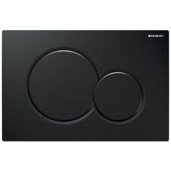 Кнопка для инсталляции для унитаза Geberit Sigma 01 115.770.DW.5 (115770DW5) черная