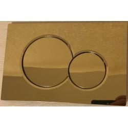 Кнопка для инсталляции для унитаза Geberit Sigma 01 115.770.GL.5 (115770GL5) золото